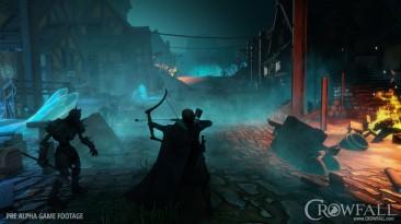 Создатели Ultima Online приглашают вас в MMORPG Crowfall, где нужно грабить умирающие миры