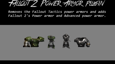 "Fallout 2 ""Power Armor"""