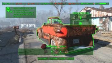 "Fallout 4 ""Автомобили для фаст-тревела / Fast Travel Cars"""