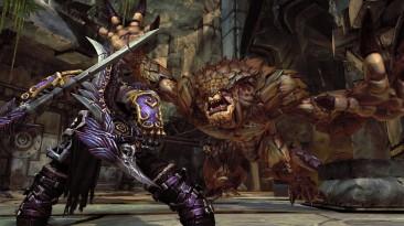 Darksiders 2 записана в ряды стартовой линейки Wii U