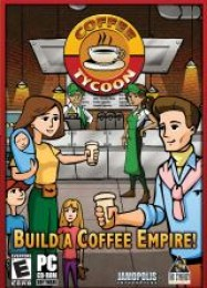 Обложка игры Coffee Tycoon