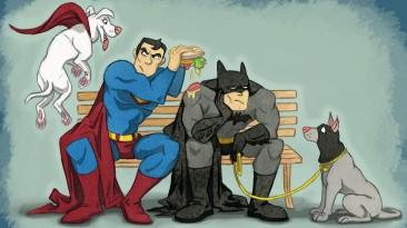 """Дуэйн Джонсон, Киану Ривз, Кевин Харт и другие озвучат героев в анимационном фильме по комиксам DC """"Лига суперживотных"""""""