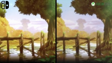 Сравнение Ori and the Blind Forest - Switch vs. Xbox One