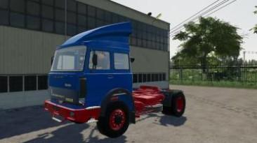 """Farming Simulator 19 """"Iveco-Magirus Deutz Turbo версия 1.0.0.0"""""""