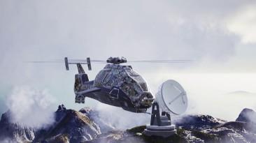 Стартовал бета-тест вертолётного экшна Comanche