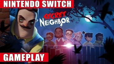 22 минуты геймплея Switch-версии Secret Neighbor