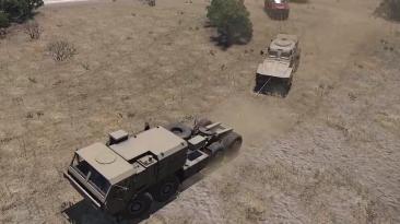"Arma 3 ""Advanced Towing"""