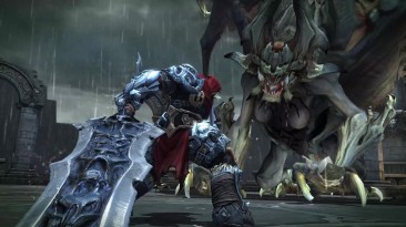 """Darksiders Warmastered Edition """"Трейлер Релиза на PC"""""""
