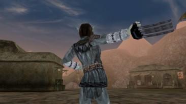 """Morrowind """"Прокачивающиеся оружие"""""""