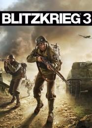 Обложка игры Blitzkrieg 3