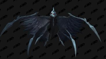 """С Сильваны в новом рейде World of Warcraft можно будет получить дракондора """"Месть"""" с уникальным трюком"""