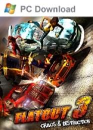 Обложка игры FlatOut 3: Chaos & Destruction