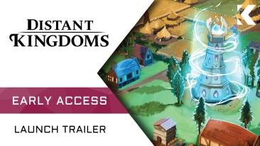 Фэнтезийный градострой Distant Kingdoms отправляется в ранний доступ