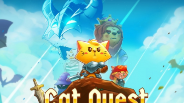 Cat Quest: убейтесь об мой меч сами, у меня лапки