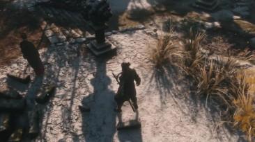 Мод улучшает тени в Sekiro: Shadows Die Twice