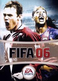 Обложка игры FIFA 06