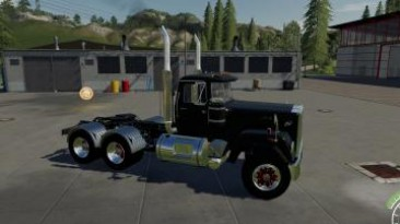"Farming Simulator 19 ""Мод Mack Superliner Daycab v1.1.1.0"""