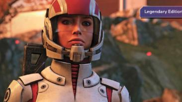 Четыре новых скриншота Mass Effect: Legendary Edition из журнала Game Informer