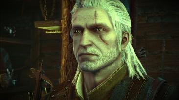 "Witcher 2: Assassins of Kings ""бороды для Геральта"""