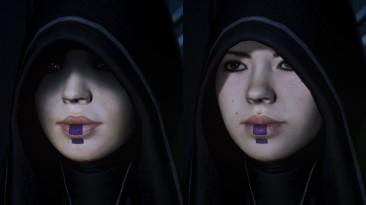 """Mass Effect 3 """"Kasumi Complexion Tweak"""""""