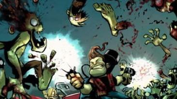 "Burn Zombie Burn! ""GameRip саундтрек"""