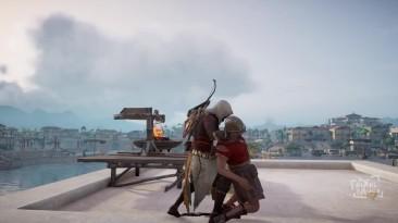 Assassin's Creed Origins в 3 минуты - ВСЕ финиши / Жестокое убийство