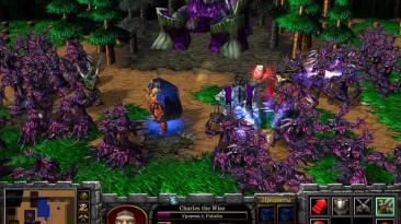 "Warcraft 3 TFT ""Карта - Champions of the Necropolis"""