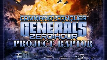 "Command & Conquer: Generals ""Project Raptor 8.3 The Rampage - Полный саундтрек"""