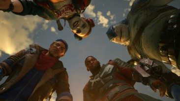 Новые скриншоты Suicide Squad: Kill The Justice League