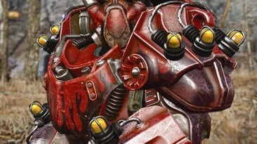 "Fallout 4 ""Power Armor HD DLC"""
