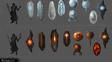 Camelot Unchained - Новые концепт-арты и модели различных предметов