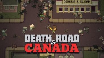 Мрачный рогалик Death Road To Canada выйдет на консолях через две недели