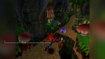 Эволюция графики в Crash Bandicoot