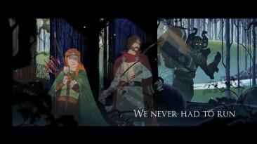 """The Banner Saga """"релизный трейлер версии для PS4"""""""