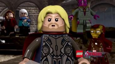 LEGO Marvel Collection - Трейлер на русском - VHSник