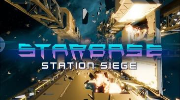 Разработчики космической песочницы Starbase рассказали об осаде орбитальных станций