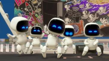 Геймплейный трейлер Astro's Playroom