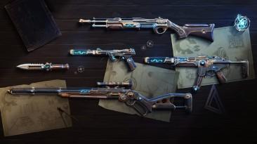 """Riot Games представила облики """"Чаропанк"""" для оружия в Valorant"""