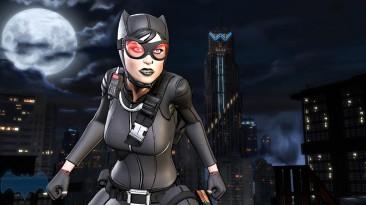 Создание Женщины-Кошки для Batman - The Telltale Series