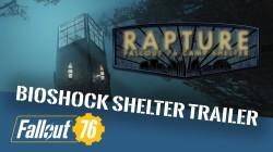 Умелец создал в Fallout 76 подобие подводного города из Bioshock