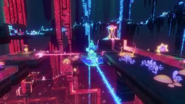 У красочной инди-игры Lumote появилась русская локализация, демо и саундтрек