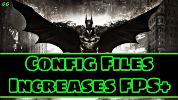 "Batman: Arkham Knight ""Оптимизация для слабых ПК"""