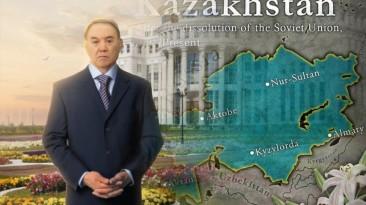 """Sid Meier's Civilization 5 """"Казахстан во главе с Нурсултаном Назарбаевым(Перевод на русский)"""