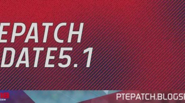 """PES 2018 """"PTE Patch 2018 Option File 15.08.18 by Azhar Gonggok"""""""