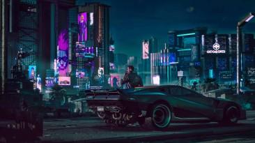 Блогер показал машину из Cyberpunk 2077, собранную с помощью LEGO