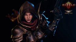 Diablo 3 - Мастерская сообщества: коллекционная статуя охотника на демонов