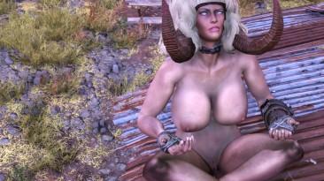 """Fallout 76 """"Nude Mod"""""""