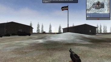 "Battlefield 1942 ""Карта - The Divide of Ganoburg"""