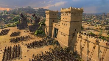 В Total War Saga: Troy хотели вернуть старую систему осад