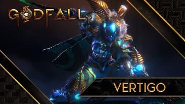 Godfall представляет новый тизер-трейлер с доспехом Vertigo